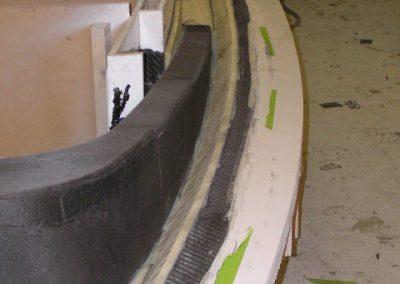 9.85 deck part cored