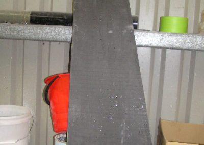 9.85 lifting chainplate