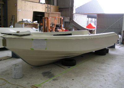 hull deck